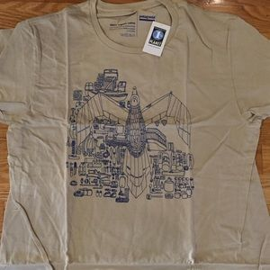 Patagonia limited edition T-shirt